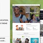 Download Free Edubiz v1.2 - Powerful Education, Courses WordPress Theme