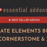 Download Free Essential Addons for Cornerstone & X Pro v2.8.1