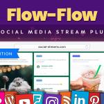 Download Free Flow-Flow v4.1.15 - WordPress Social Stream Plugin