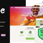 Download Free Hope v2.1 - Non-Profit, Charity & Donations Theme + RTL