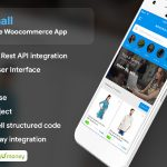 Download Free Mobimall - Woocommerce Android + iOS App IONIC 3
