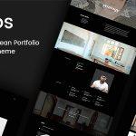 Download Free Namos v1.1.0 - Creative One/Multi-Page Portfolio Theme
