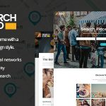 Download Free Search & Go v2.2 - Modern & Smart Directory Theme