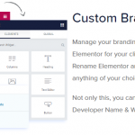Download Free White Label Branding for Elementor v1.0.0