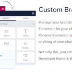 Download Free White Label Branding for Elementor v1.0.2