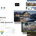 Download Free Balkon v1.1 - Creative Responsive Architecture Theme