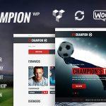 Download Free Champion v2.9 - Soccer & Football WordPress Theme