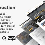 Download Free Construction v3.4 – Construction And Building Business Theme