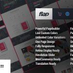 Download Free FLAP v1.3.1 – Business WordPress Theme