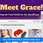 Download Free Instagram Feed Gallery - Grace for WordPress v1.1.6