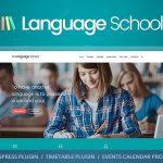 Download Free Language School v1.1.4 - Courses & LMS Theme