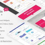 Download Free Material v4.2 - White Label WordPress Admin Theme