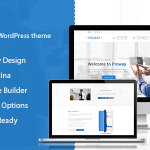 Download Free ProWay Plus v1.1.7 - Business, Finance WordPress theme