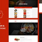 Download Free Rica Plus v1.6 - A Delicious Restaurant, Cafe & Pub WP Theme