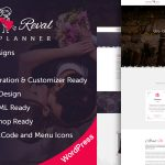 Download Free Wedding Reval v1.2 - Wedding Planner & Agency Theme