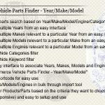 Download Free WooCommerce Vehicle Parts Finder v2.8