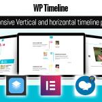 Download Free WP Timeline v3.3 - Responsive timeline plugin