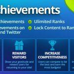 Download Free WPAchievements v8.11 - WordPress Achievements Plugin