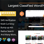 Download Free AdForest v3.4.4 - Classified Ads WordPress Theme