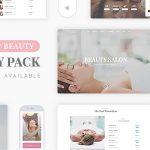 Download Free Beauty Pack v1.1 – Wellness Spa & Beauty Massage Salons WP