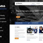Download Free Carpress v1.11.7 - WordPress Theme For Mechanic Workshops