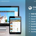 Download Free Charity Hub v1.30 - Charity / Nonprofit / Fundraising WP
