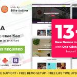 Download Free Classiera v3.0.13 - Classified Ads WordPress Theme