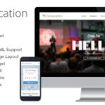 Download Free Convocation v1.4 - Event and Conference WordPress Theme