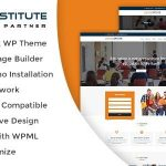Download Free Education & Training Institute WordPress Theme