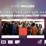 Download Free EventBuilder v1.0.14 – WordPress Events Directory Theme
