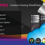 Download Free Hostpro v1.0 - Responsive Hosting WordPress Theme