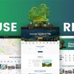 Download Free HouseRent v1.6 - Multi Concept Rental WordPress Theme