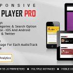 Download Free HTML5 Audio Player PRO v1.9.4.1 – Visual Composer Addon