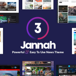 Download Free Jannah News v3.0.4 - Newspaper Magazine News AMP