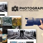 Download Free MT Photography v1.0 - Eye-catching, Unique Photo Theme