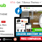 Download Free REHub v7.6.9.8 - Price Comparison, Business Community