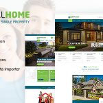 Download Free Single Property Theme v1.3