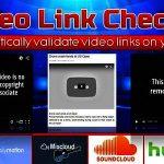 Download Free Video Link Checker v2.7 - Detect broken urls