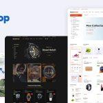 Download Free Yozi v1.2.6 - Multipurpose Electronics WooCommerce Theme
