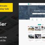 Download Free Adifier v3.4 - Classified Ads WordPress Theme