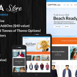Download Free Captiva v2.1 - Responsive WordPress WooCommerce Theme