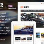 Download Free Car Dealer v1.4.6 - Automotive Responsive WordPress Theme