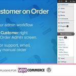 Download Free Create Customer on Order for WooCommerce v1.34