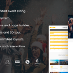 Download Free Event Champ v1.7.4 – Multiple Events & Conference Theme