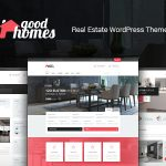 Download Free Good Homes v1.3.1 - A Contemporary Real Estate Theme