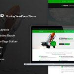 Download Free Hosted v1.0.2 - WordPress Hosting Theme + WHMCS