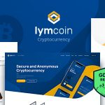 Download Free Lymcoin v1.2 - Cryptocurrency & ICO WordPress Theme