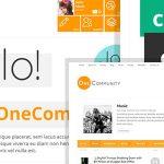 Download Free OneCommunity v2.2 - BuddyPress Community LMS Theme