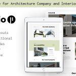 Download Free Palladio v1.1 - Interior Design & Architecture Theme
