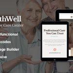 Download Free PathWell v1.1.0 - A Senior Care Hospital WordPress Theme